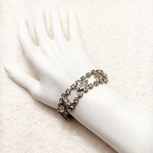 Jewelry - 🌸Vintage Rhinestone Bracelet